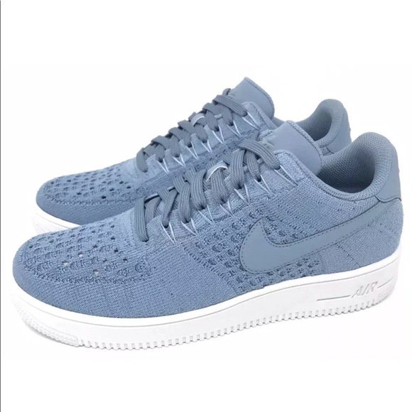 Nike Air Force 1 ultra flyknit low work blue white 081491e190